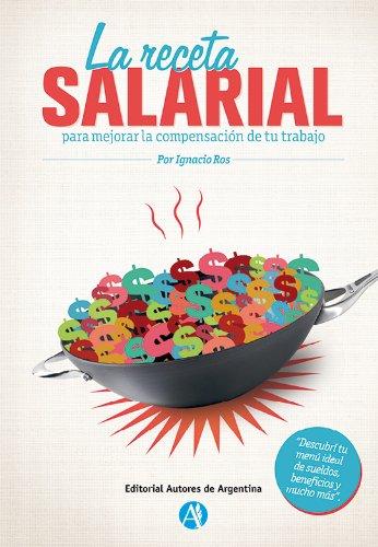 Portada del libro La receta salarial de Ignacio Ros