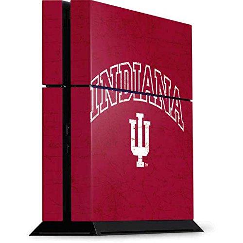 Indiana University PS4 Console Skin - Indiana University Distressed | Schools & Skinit Skin by Skinit