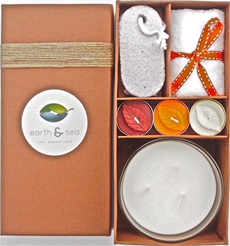 Earth Essentials Aroma Candle Gift product image