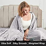 Weighted Blankets with Removable and Washable Cover