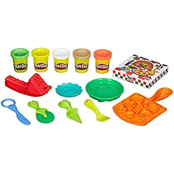 Amazon.com: Play-Doh Burger Barbecue Toy: Toys & Games