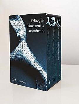 Trilogía Cincuenta sombras (estuche) (FICCION): James, E.L. ...