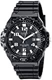 Casio Men's MRW-S300H-1BVCF Solar-Powered Analog Sport Watch