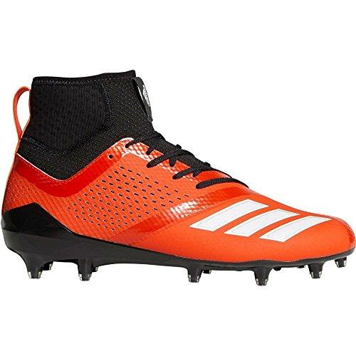 持ってるそこグリット(アディダス) adidas メンズ アメリカンフットボール シューズ?靴 adiZERO 5-Star 7.0 SK Mid Football Cleats [並行輸入品]