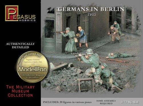 1/72 Germans in Berlin 1945 - In Berlin Shop