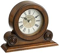 Seiko Desk and Table Alarm Clock Brown A...