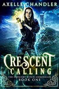 Crescent Calling by Axelle Chandler ebook deal