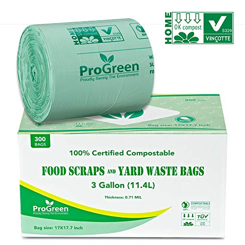 Compostable Cat Litter Bags