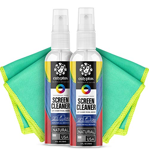 Calyptus Screen Cleaner Kit | Plant Based Power