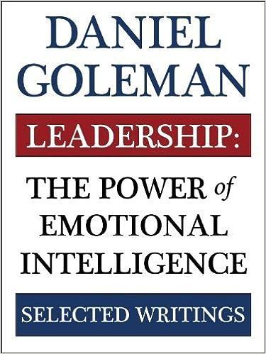 goleman theory