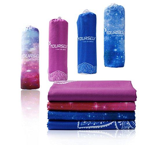 SYOURSELF Microfiber Sport Travel Hand Towel-24