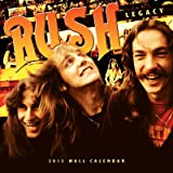 (12x12) Rush 12-Month 2013 Wall Calendar