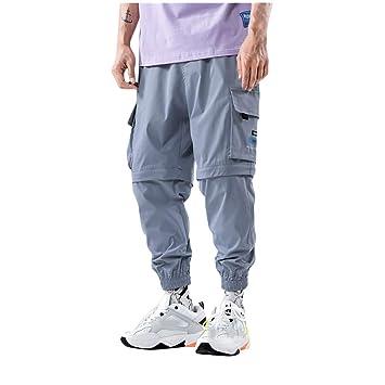 Amuse-MIUMIU - Pantalones de chándal para Hombre (Pierna sólida ...