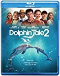 Cover Image for 'Dolphin Tale 2 (Blu-Ray + DVD + Digital HD UltraViolet Combo Pack)'