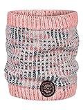 Roxy Little Girls' Snowflurry Snow Collar, Warm Heather Grey, 1SZ