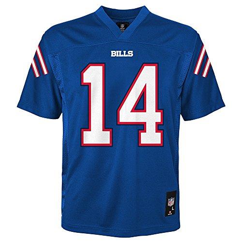 - Sammy Watkins Buffalo Bills #14 Blue Toddler NFL Home Replica Jersey (2T)