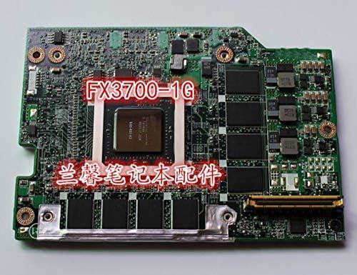 REFIT 493948-001 488125-001 460734-001 Quadro FX3700M FX 3700M G92M 1GB VGA ビデオカード HP Compaq 8710w 8710p 8730w 8730p用