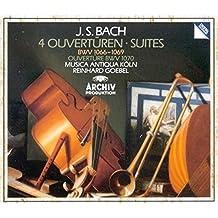 4 Orchestral Suites (Ouverturen) BMV 1066-1069, Overture 1070