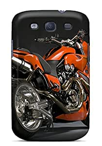 Tpu Case For Galaxy S3 With Custom Yamaha Vmax Ipad