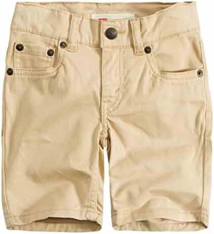 Levi's Boys' 511 Slim Fit Soft Brushed Shorts