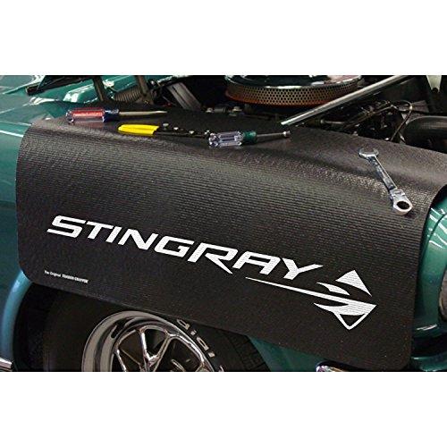 - Drake Corvette Stingray Fender Gripper Cover