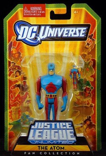 DC Universe Justice League Unlimited Fan Collection Action Figure The Atom