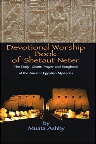 Devotional Worship Book of Shetaut Neter: Medu Neter song
