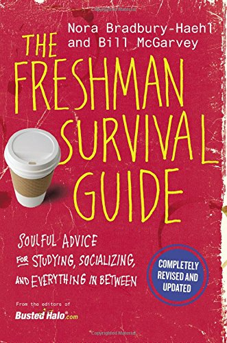 Best Graduation Gifts For Guys - The Freshman Survival Guide: Soulful Advice