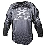 Empire Prevail Paintball Jersey F6 - Black - Large