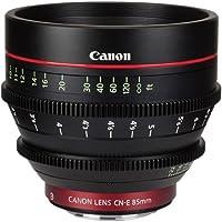 Canon CN-E 85mm T1.3 L F Cine Lens - International Version (No Warranty)