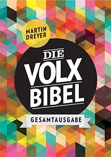 Die Volxbibel - AT+NT - Motiv Retro: Altes und Neues Testament - Motiv Retro
