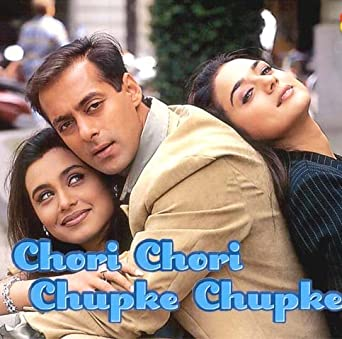 Chori chori chupke chupke movie wallpaper #5.