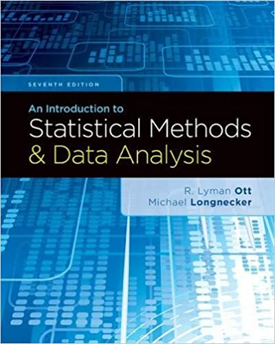 Amazon.Com: An Introduction To Statistical Methods And Data