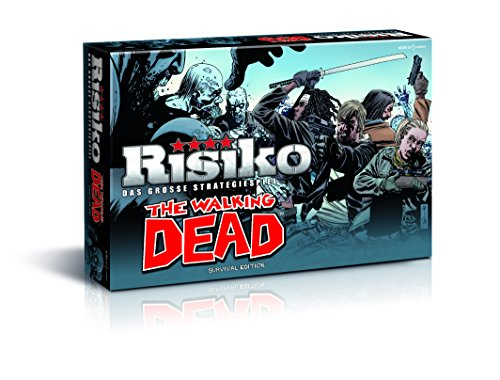 Winning Moves 10746 - Risiko: The Walking Dead