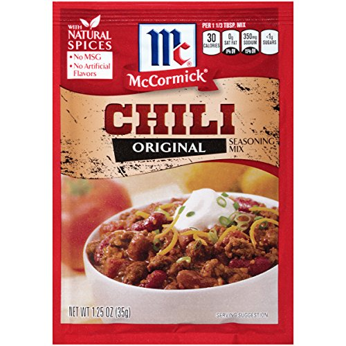 McCormick Chili Seasoning Mix