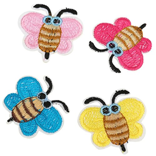 1pc-sewing-cute-cartoon-bee-butterfly-embroidered-patches-fabric-applique-diy-accessory-iron-on-hand