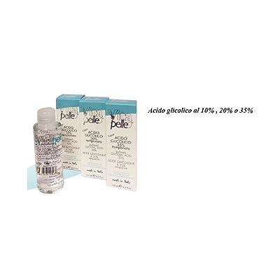 Ácido glicólico al 35%, ya tamponado