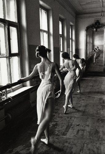 Ballet poster dancers dance class dancing school moscow