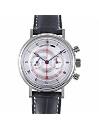 Breguet Classique Chronograph mechanical-hand-wind mens Watch 5247BB/12/9V6 (Certified Pre-owned)