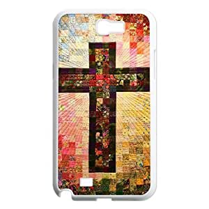 Cross Unique Design Cover Case for Samsung Galaxy Note 2 N7100,custom case cover ygtg548660