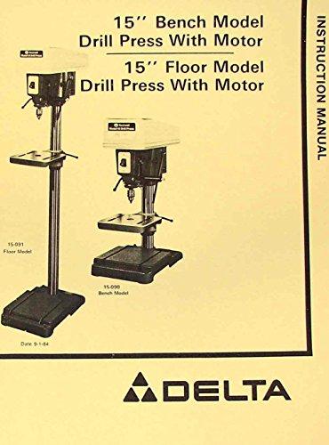Drill 090 (DELTA -Rockwell 15
