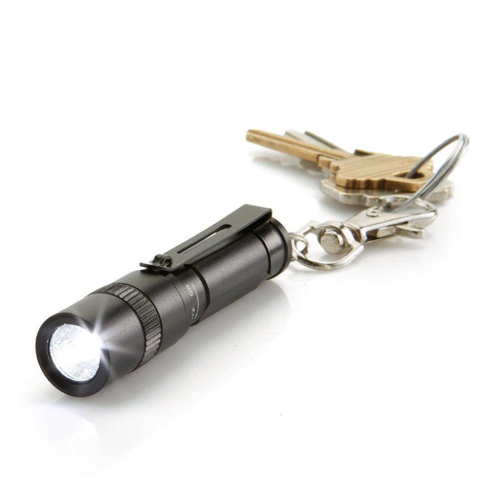 Brookstone Waterproof Microbeam Flashlight