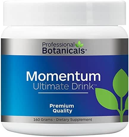 Professional Botanicals Momentum - Hydration and Energy it During Intense or Prolonged Workouts - 160 grams