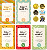 Think Tank Scholar 500+ Sight Words Flash Cards Bundle Kit (Preschool, Kindergarten, 1st, 2nd & 3rd Grade)