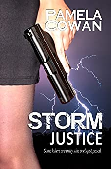 Storm Justice by [Cowan, Pamela]