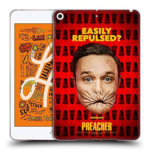 (Official Preacher A Face Season 3 Character Art Soft Gel Case Compatible for iPad Mini (2019) )