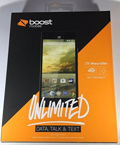 ZTE Warp Elite Contract Phone