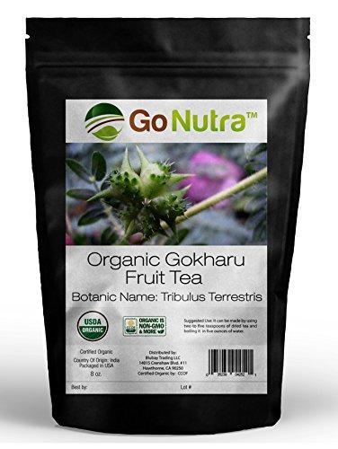 (Gokharu Tribulus Terrestris Fruit Tea Organic 8oz)