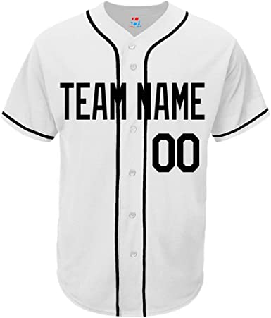 Pullonsy Blue Custom Football Jerseys for Men Women Youth Embroidered Names and Numbers S-8XL Design Your Own