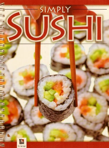 (Simply Sushi Cookbook with DVD)